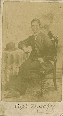 """William Francis Lomansey """"Captain Mackey"""""""